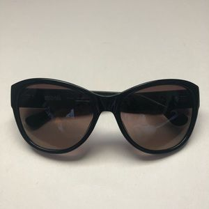 Michael Kors Vivian Sunglasses in Black